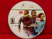 FIFA Soccer 08 (Microsoft Xbox 360, 2007)